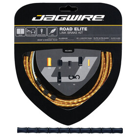 Jagwire Road Elite Link Bremsekabel sort